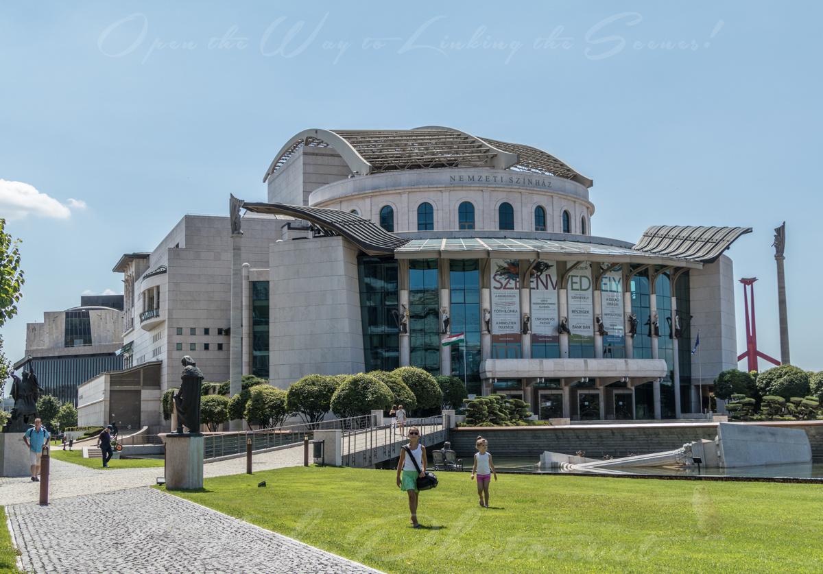 Nemzeti Színház - National Theatre