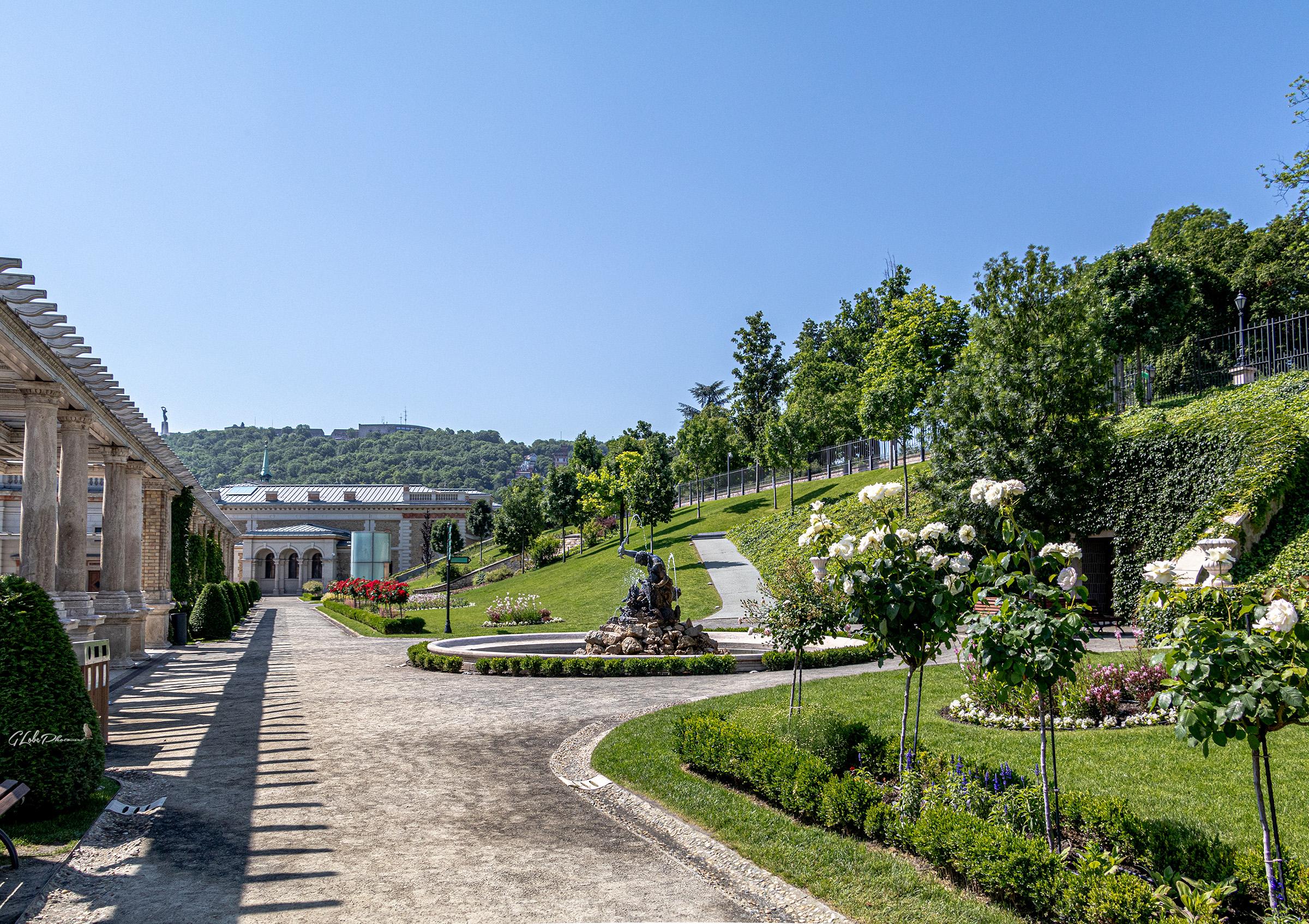 Royal Garden Pavilion